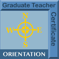 graduate teacher certificate orientation