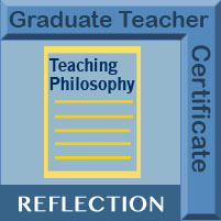 graduate teacher certificate reflection