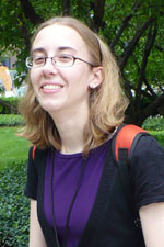 Photo of professor Melanie Yergeau