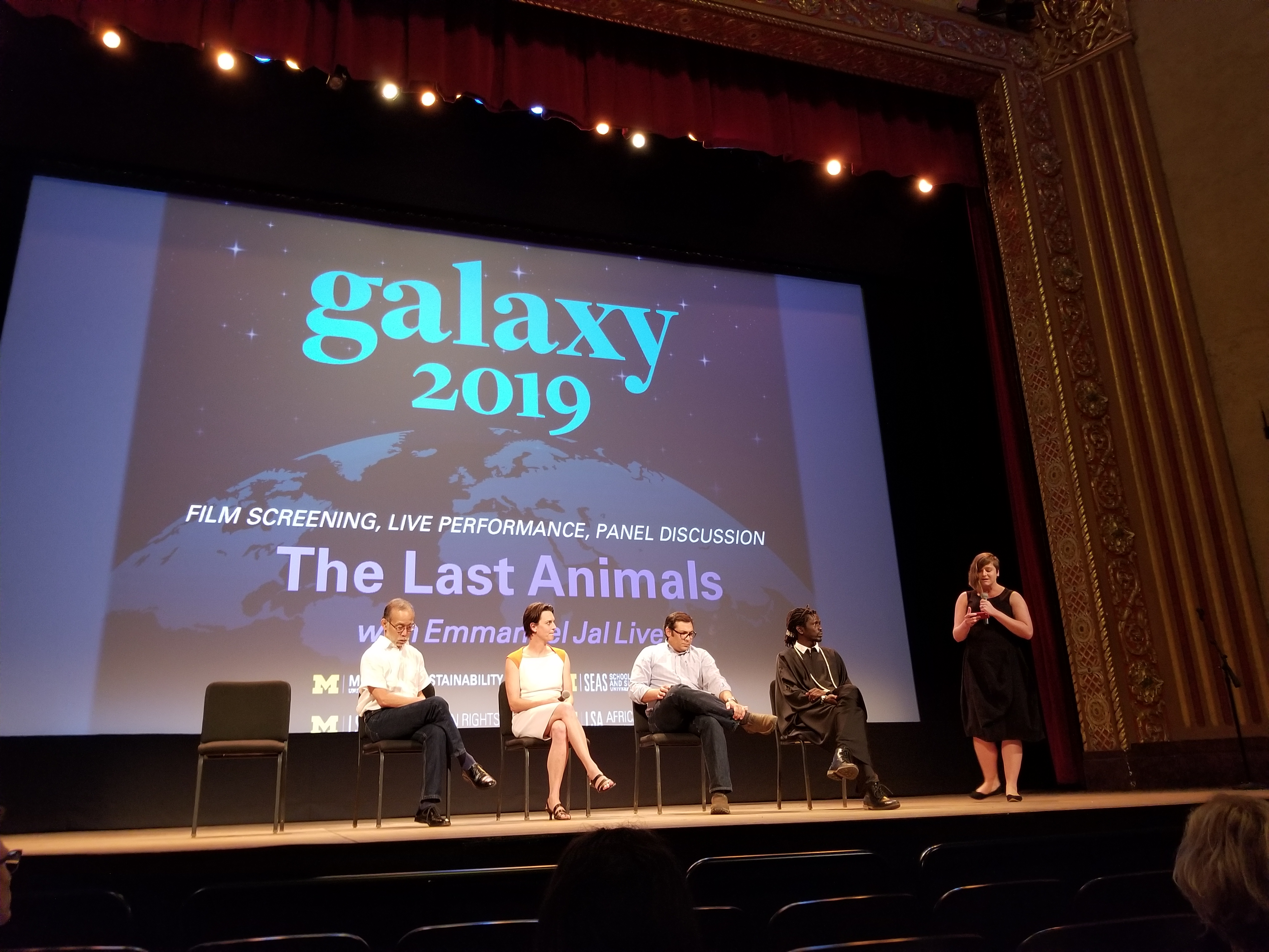 Film Panel from Galaxy 2019