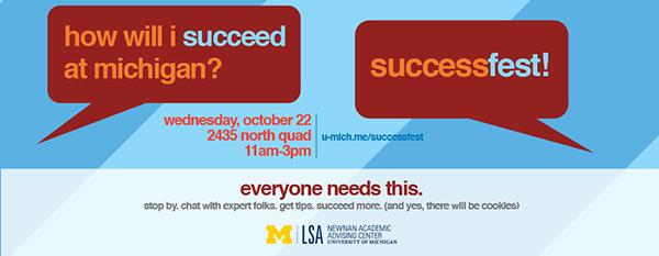 SuccessFest banner