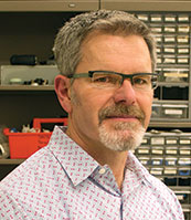 Brent Gillespie (Mechanical Engineering)