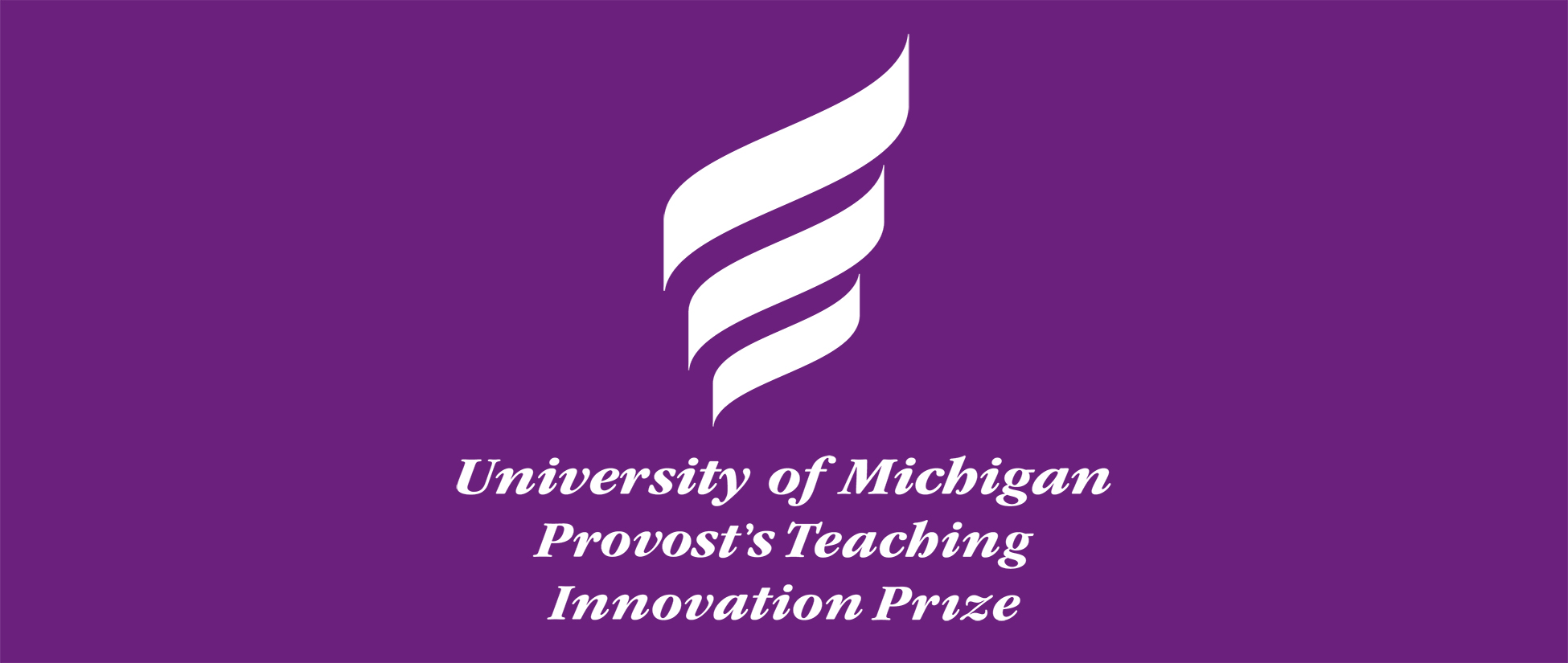 Provost's Teaching Innovation Prize